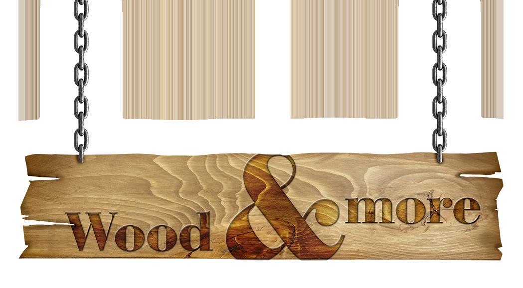 Logo Wood & more Schatten