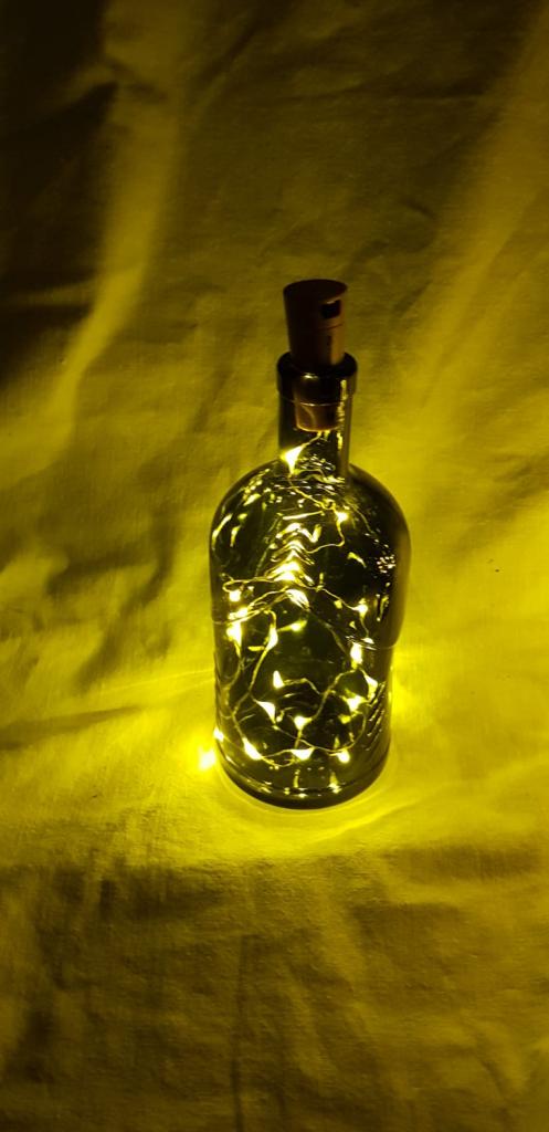 Lichtspiel gelb I